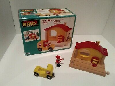 Brio Post Office With Box
