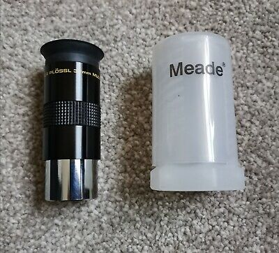 Meade Super Plossl 32mm Multi-Coated telescope eyepiece Series 4000.
