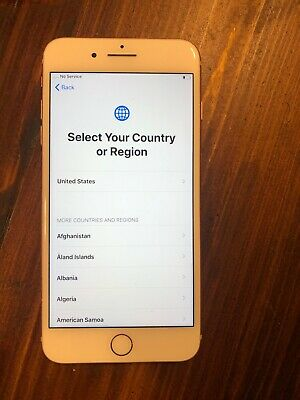Apple iPhone 8 Plus - 64GB - Gold (AT&T) A1897 (GSM)