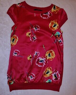 Pink Ted Baker Girls Top age 7-8 Years