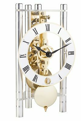 Hermle -transmission 20cm- 23023-X40721 High Quality Analog Table Clock With Sch