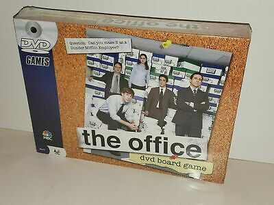 New - The Office DVD Board Game Dunder Mifflin (factory sealed)