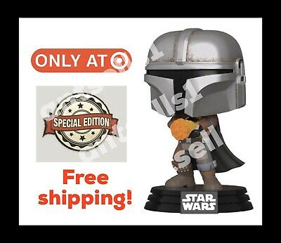 🎯 New Funko Pop The Mandalorian Flame Throwing Target Exclusive Preorder! 🎯