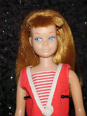VINTAGE TITIAN SL SKIPPER with ORIGINAL ACCESSORIES HAIR BAND, SHOES BRUSH COMB