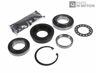 Wheel Bearing Kit fits NISSAN CABSTAR TL0 3.0D Rear 98 to 06 BD-30Ti ADL Quality