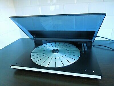 BANG & OLUFSEN B & O BEOGRAM 9000 RECORD DECK TURNTABLE with faulty MMC4 STYLUS