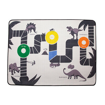 Kids Adventure Crawling Carpet Playmat Baby Game Mat for Bedroom Play Room