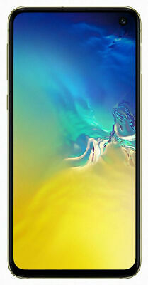 Samsung Galaxy S10e SM-G970 - 128GB - Canary Yellow (Unlocked) (Single SIM)