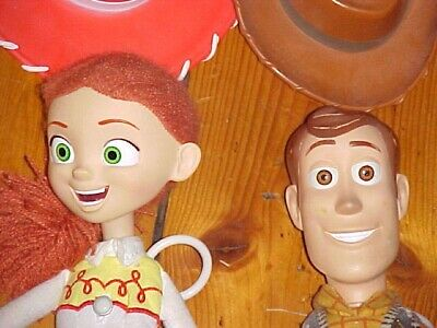 Toy Story Talking Woody & Jessie Plush Disney/Pixar