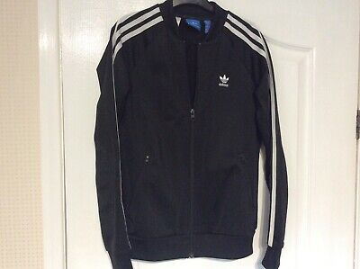 Girls Adidas Tracksuit Top Ages 12-13 Years