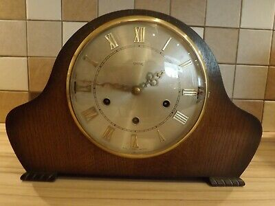 Smiths Westminster / Whittington Chimes Mantle Clock