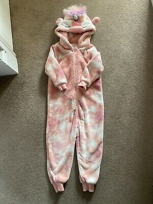 Next Unicorn All-in-one Nightwear / Loungewear Age 4 years 104cm Height