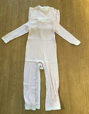 Marks & Spencer Girls Special Needs Sleepsuits/Bodysuits x2,Age 7-8.