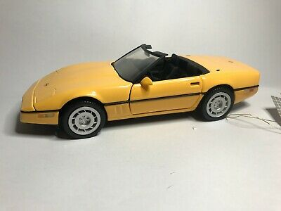 Franklin Mint 1986 Chevrolet Corvette  - Boxed