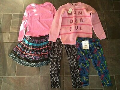 Mixed Girls Bundle Age 9-11 Some New With Tags