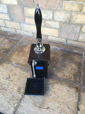 Angram Cq, Beer Pump Chrome,Man Cave, Home Bar. Hand Pull.