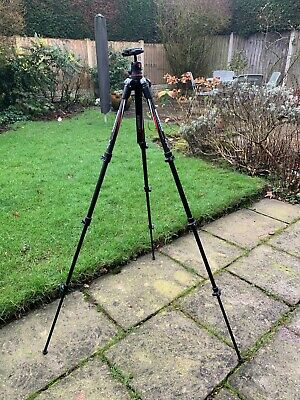 Manfrotto Befree Carbon Travel Tripod