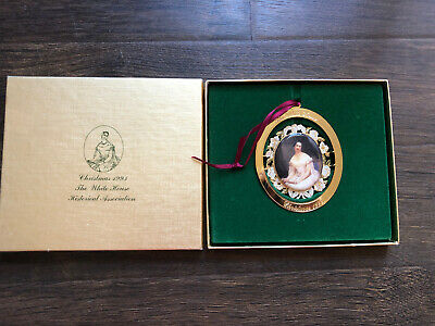 1993 The White House Historical Association Christmas Ornament Vintage