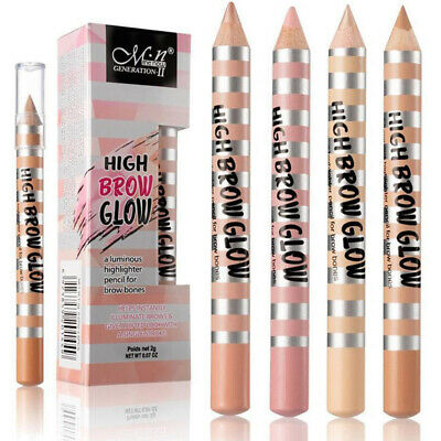 Menow Eyebrow Highlighter Eyebrow Pencil Long-lasting Eyebrow Enhancer Make Up q
