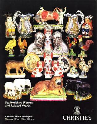 Christie's Catalogue of Staffordshire Figures and Related Wares May1996