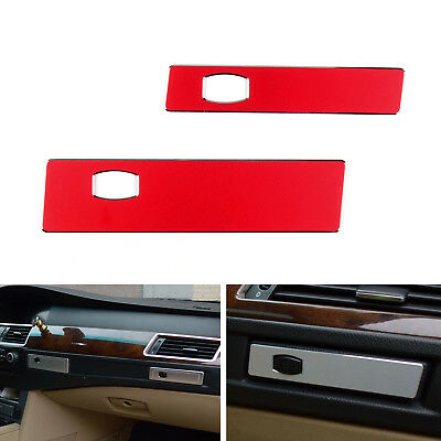 Car Co-pilot Water Cup Holder Panel Cover Trim For BMW 5 series E60 06-10 RD UE