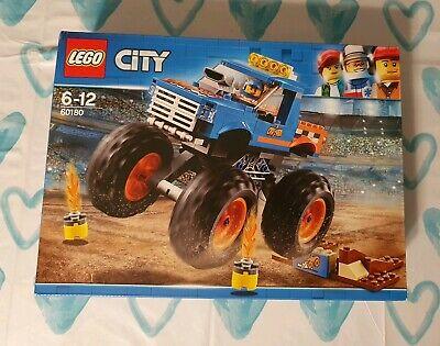 Lego City Monster Racing Truck (60180) Age 6 - 12 Years
