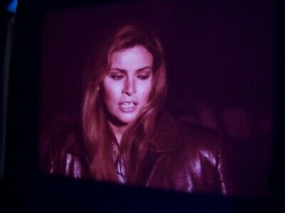 Vintage 16mm film.Flareup. (1969). Starring Raquel Welch & James Stacy