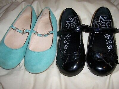 Two pairs of girls shoes size 7