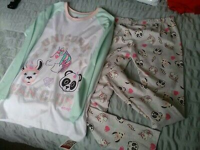 New Marks & Spencer  Girls Pyjamas Age 13-14 Yrs