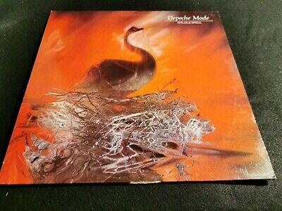 Depeche Mode Speak & And Spell Vinyl Record Album Collect Stumm5 (Vg/Vg)