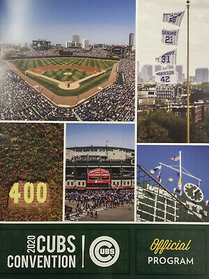 2020 Cubs Convention Official Program