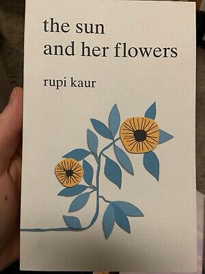 The Sun and Her Flowers by Rupi Kaur (2017, Paperback)
