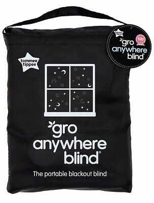 Tommee Tippee Gro Anywhere Portable Travel Blackout Blind