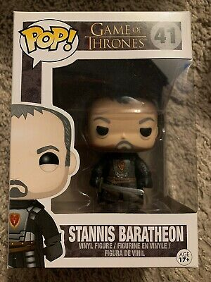 Funko Pop! HBO Game of Thrones Stannis Baratheon #41 Vinyl Figure