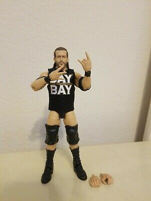 Mattel WWE Custom Elite Adam Cole Undisputed Era Figure