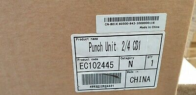 Genuine Xerox EC102445 Punch Unit 2H/4H CD1 for DP510 5D Brand New In Box SeePic