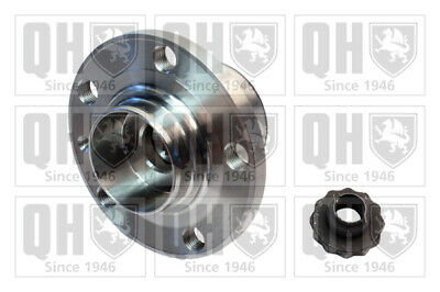Wheel Bearing Kit QWB1435 Quinton Hazell 6Q0407621BK Genuine Quality Replacement