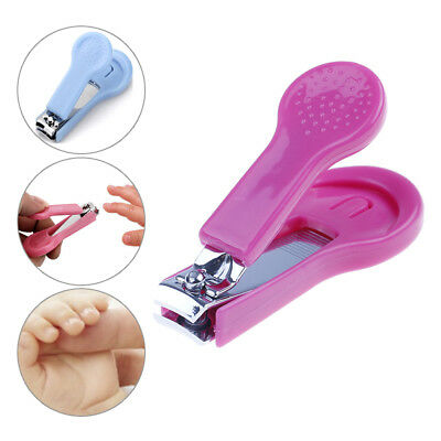 Baby nail clippers safety cutter care toddler infant scissors manicure P FSAUTSA
