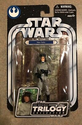 STAR WARS: Original Trilogy Collection Han Solo OTC #35 AT-ST Driver ROTJ New!