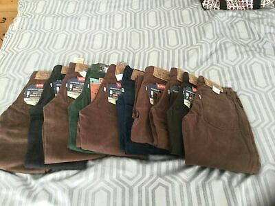 Joblot Of 8 Pairs Brand New With Tags Kids Levis Jeans Various Size/Age Colours