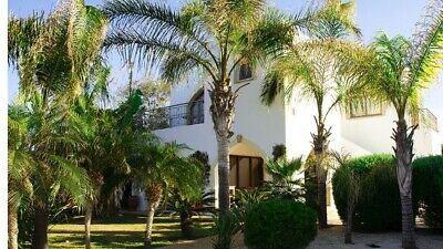 Cyprus Rental Protaras/Pernera Villa 4 Bedroom Private Pool July 8th-15th