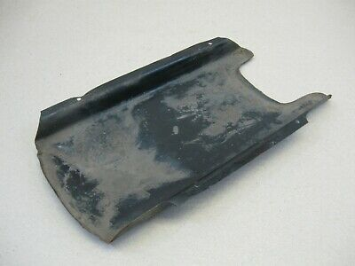 Antique 1883 Singer Fiddle Head Treadle Sewing Machine Cabinet Parts Oil Pan