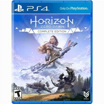 Horizon Zero Dawn Complete Edition Playstation 4 PS4 Fast UK Post
