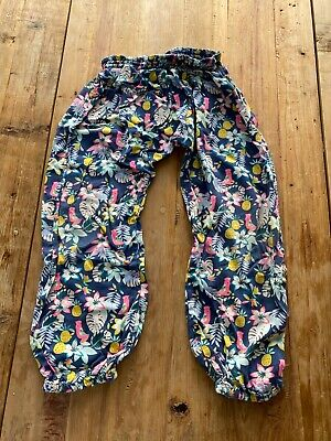 Marks and Spencer M&S Girls Harem Style Trousers. 5-6 years. VGC