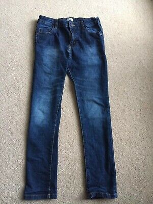 Boys Stretchy Skinny Fit Jeans 9-10years
