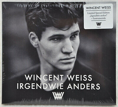 WINCENT WEISS - Irgendwie Anders - Limited Special Edition - 2 CD