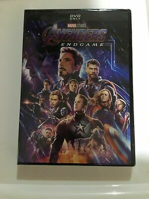 Avengers: Endgame DVD, USED IN VERY GOOD CONDITION.