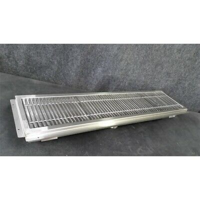 Advance Tabco FTG-1248 Floor Through Drain 12in x 48in x 4in No Box*