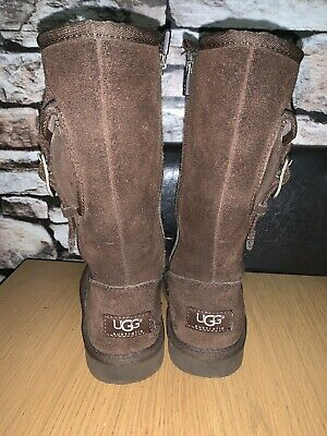 Girl's ugg boots (size uk 10)