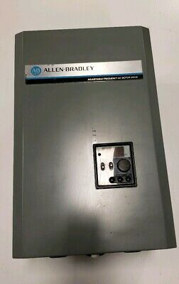 "Allen Bradley 1333 Adjustable Frequency Drive ""used"""